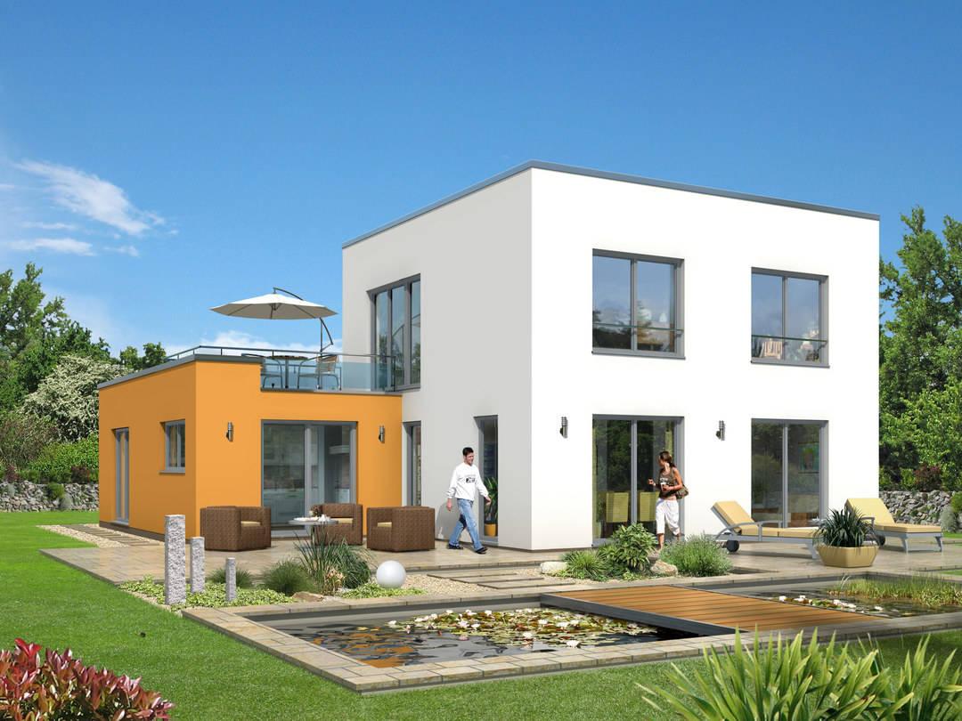 YTONG Bausatzhaus AktivPlus Haus