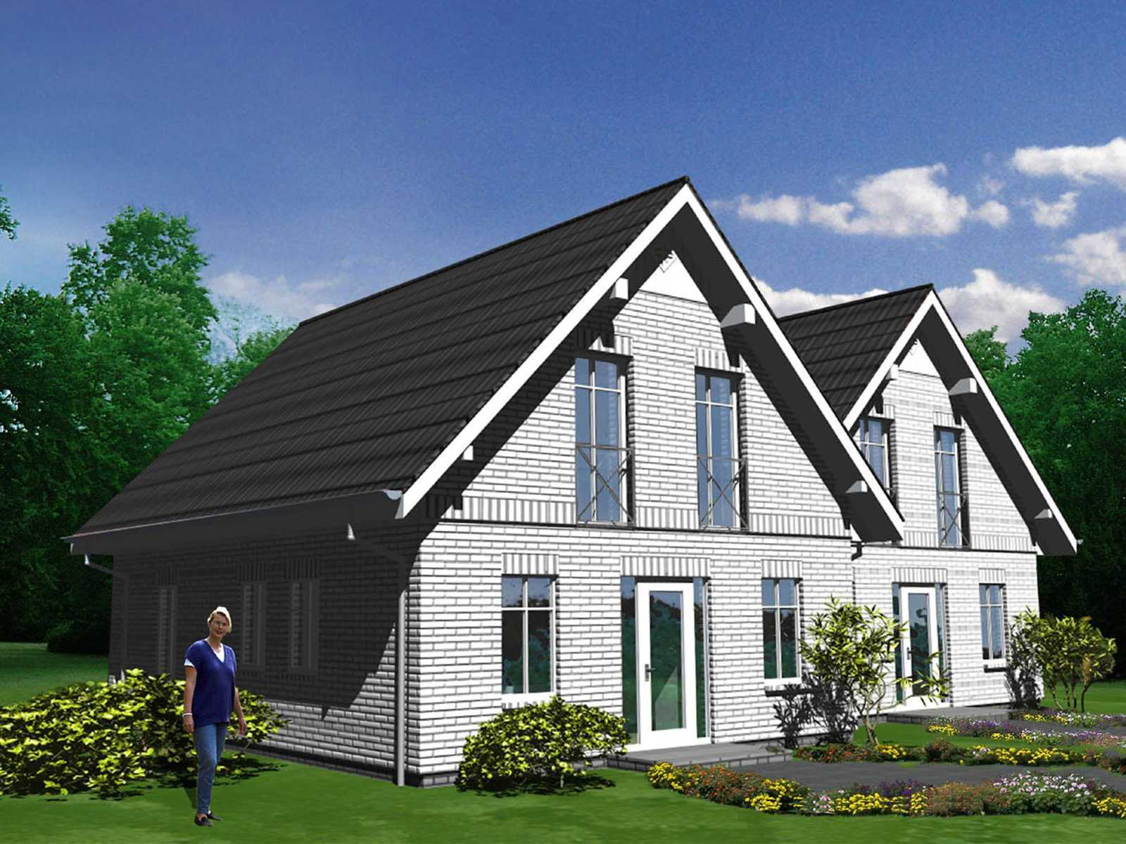 Doppelhaus Azalee ideal-heim-bau GmbH