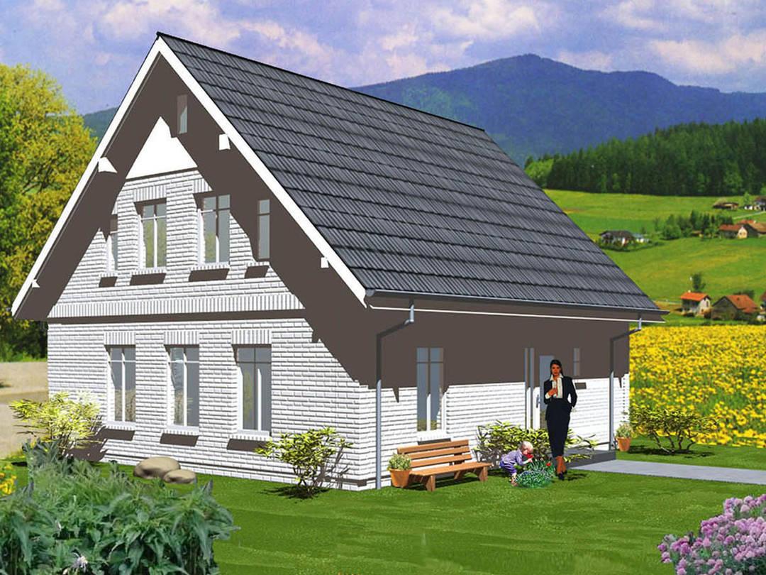 Haus Holunder von ideal-heim-bau GmbH
