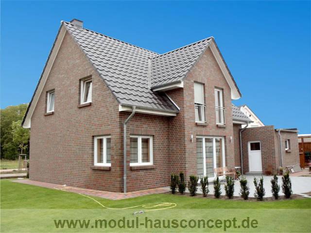 Einfamilienhaus von der Modul Hausconcept GmbH