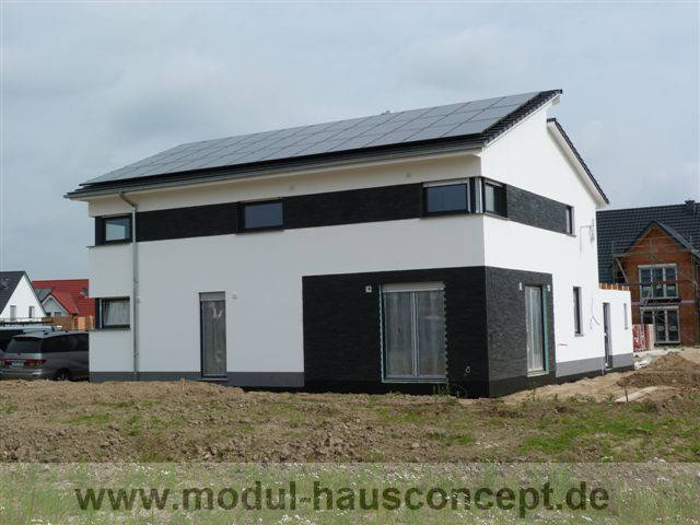 Stadtvilla von der Modul Hausconcept GmbH