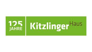 Jubiläumslogo KitzlingerHaus