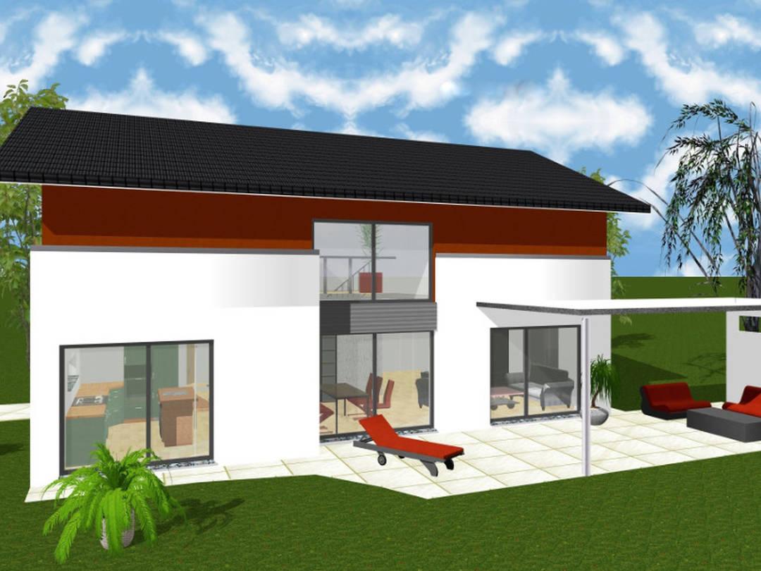 Einfamilienhaus 165 von KMT Massivhaus