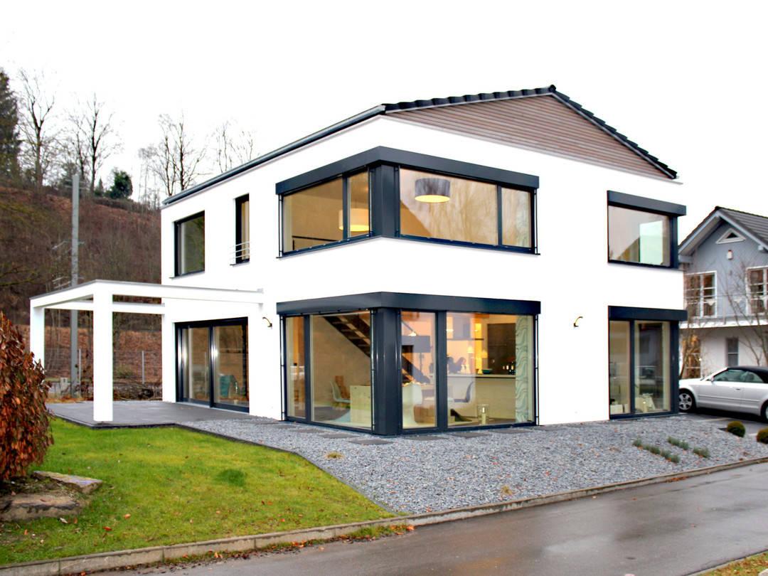 Lehner Haus Musterhaus in Ulm