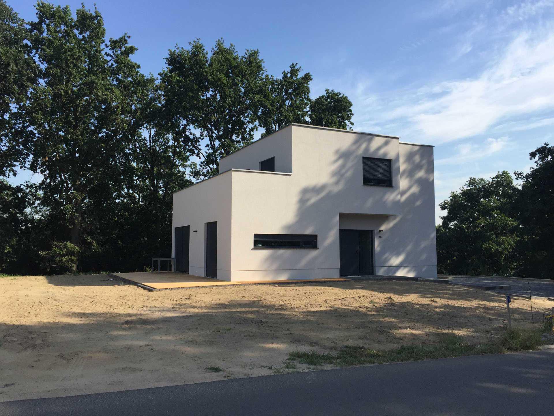 Beispielhaus 3 vom Mein Haus Bausysteme