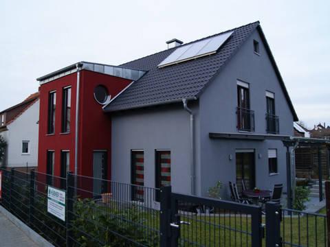 Hausbeispiel von Massivhaus Kreppenhofer