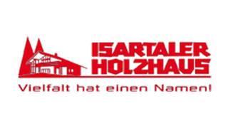 Isartaler Holzhaus Logo