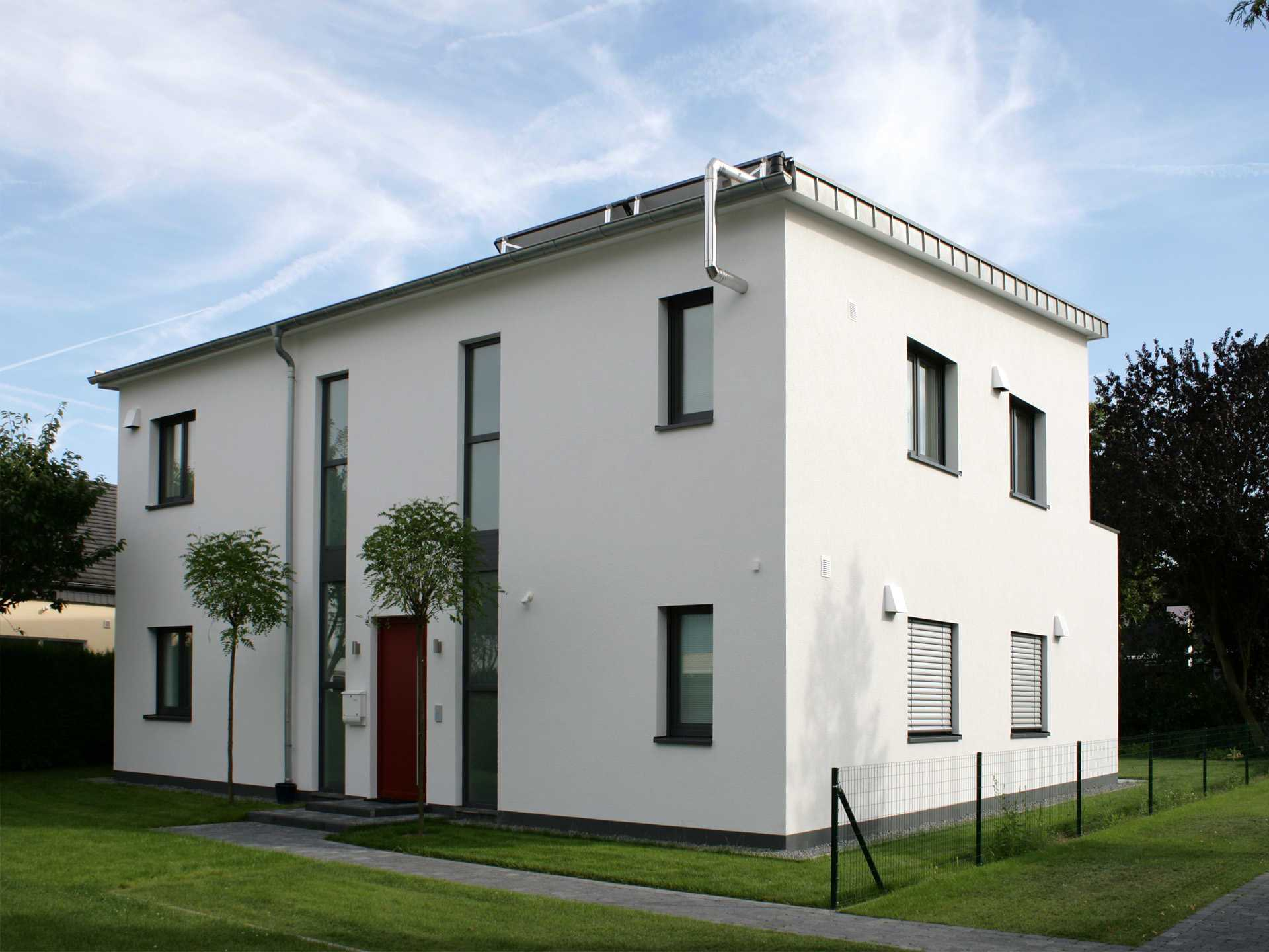 Konzepthaus Referenzhaus 4