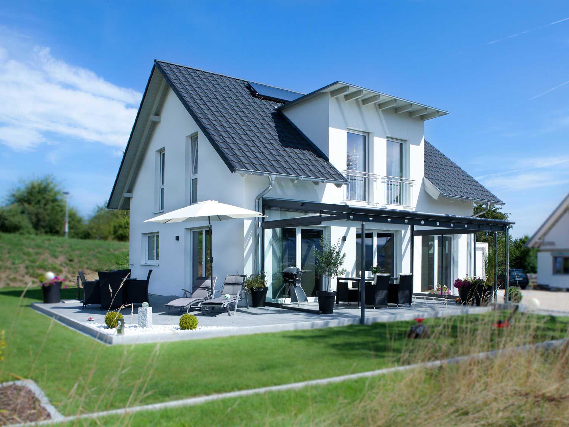 FBW Fertigbau Wochner Base Haus 30.250