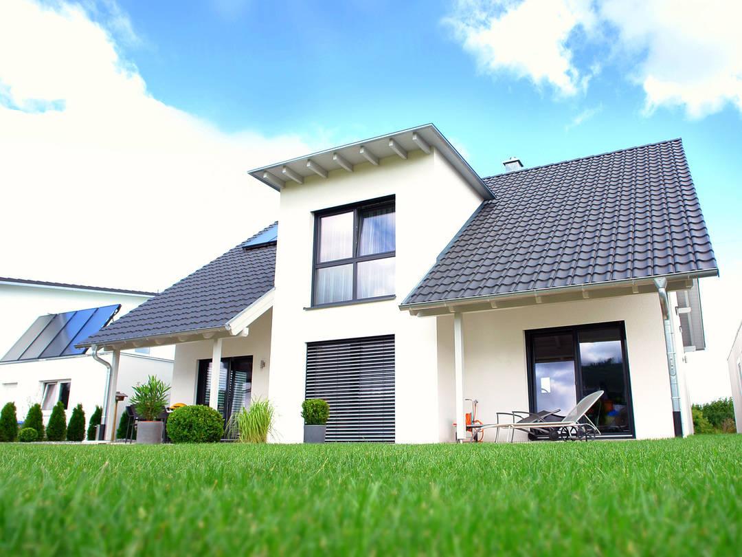 FBW Fertigbau Wochner Base Haus 40:270
