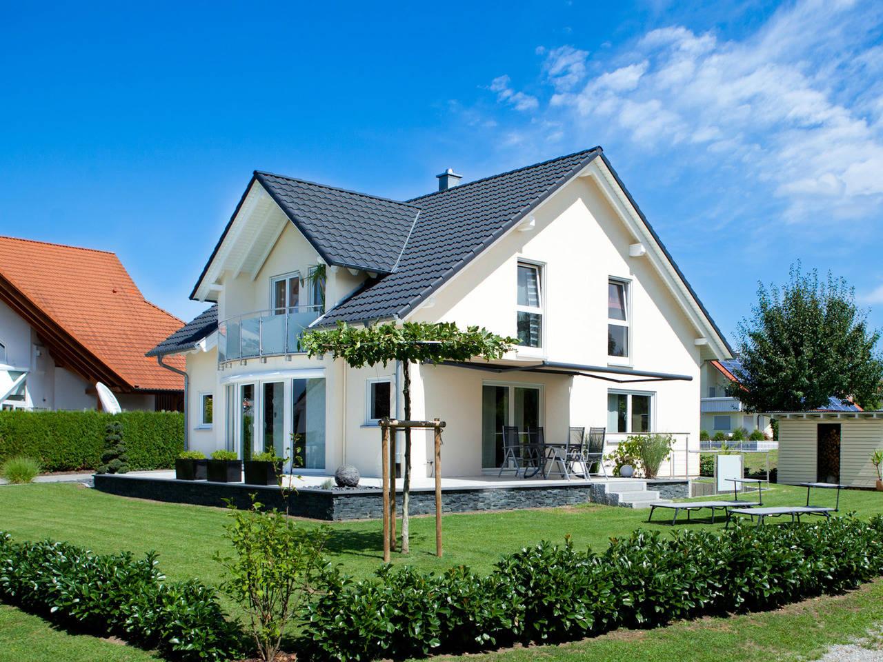 FBW Fertigbau Wochner IQ Haus Sunny