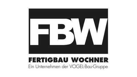 FBW Fertigbau Wochner Logo 2018