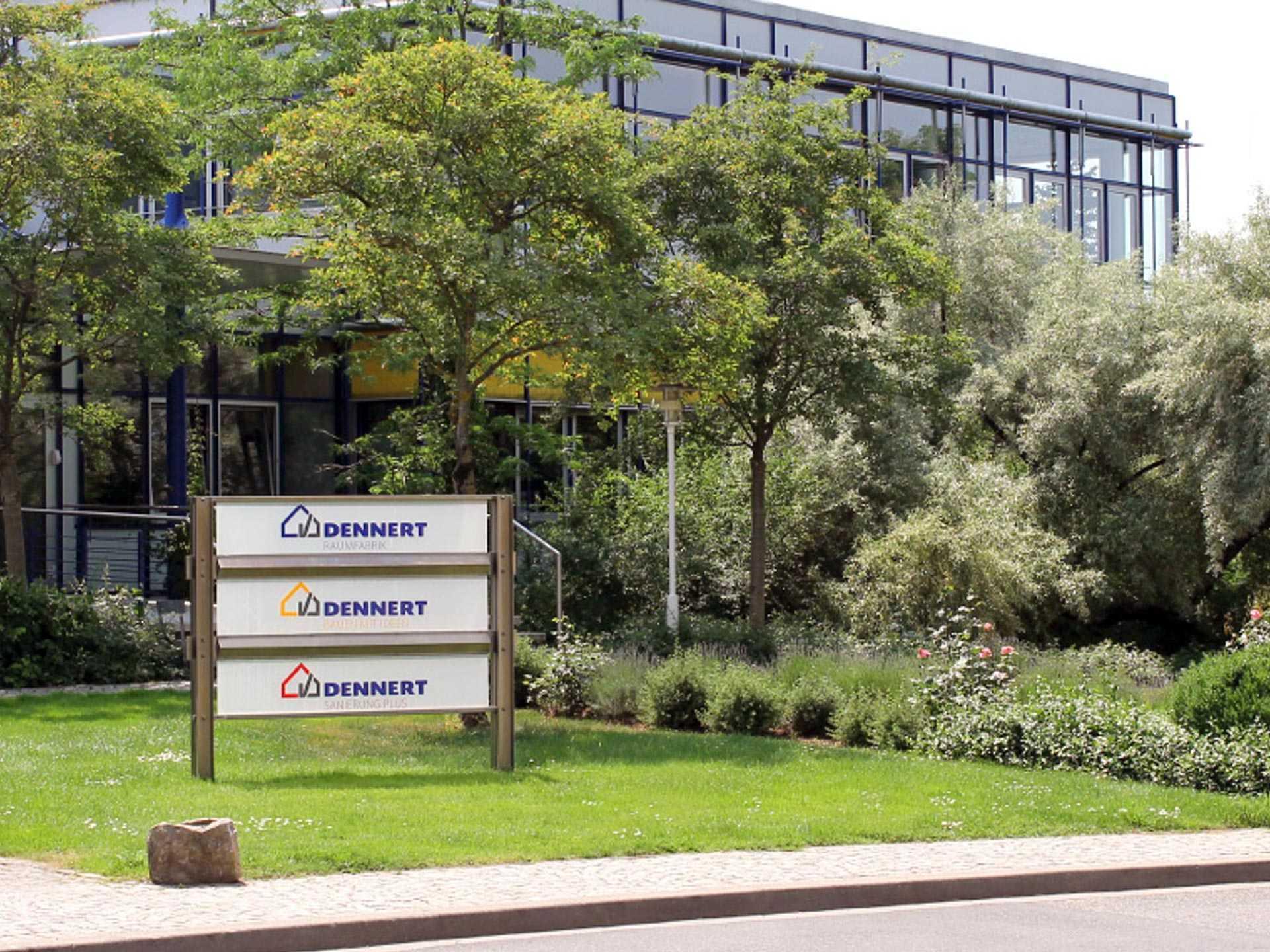 Dennert Massivhaus GmbH Firmensitz