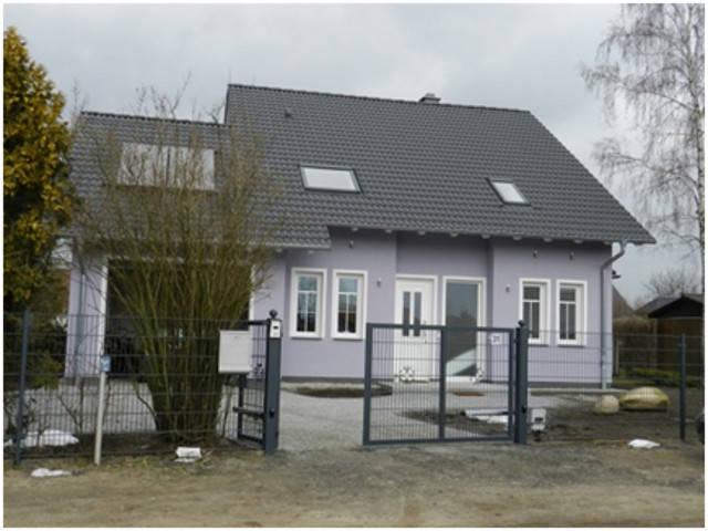 Referenzhaus 3 von der Wohnen und Leben GmbH