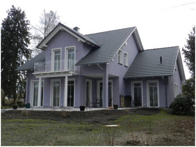 Referenzhaus 4 von der Wohnen und Leben GmbH