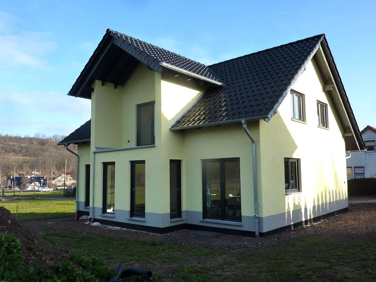 Einfamilienhaus von der OHB-Hausbau Gruppe