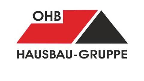 Logo von der OHB-Hausbau Gruppe