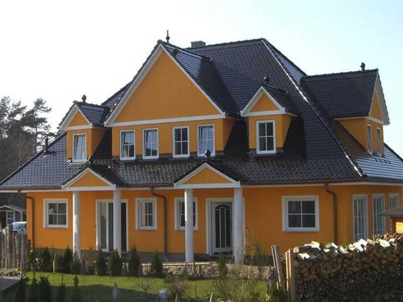 Ibis Haus Massivhäuser - Doppelhaus