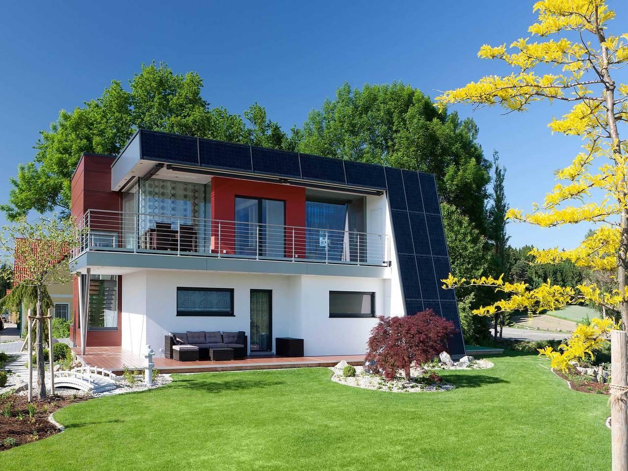 Hart Haus Musterhaus Liberty 211