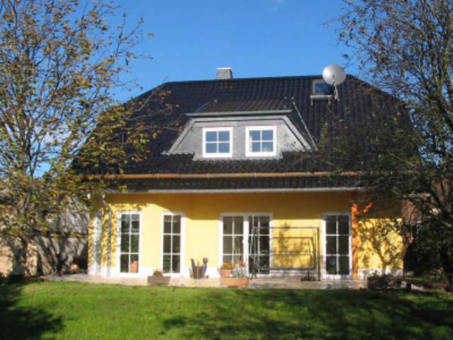 MHS Massiv Haus Sachsen Einfamilienhaus