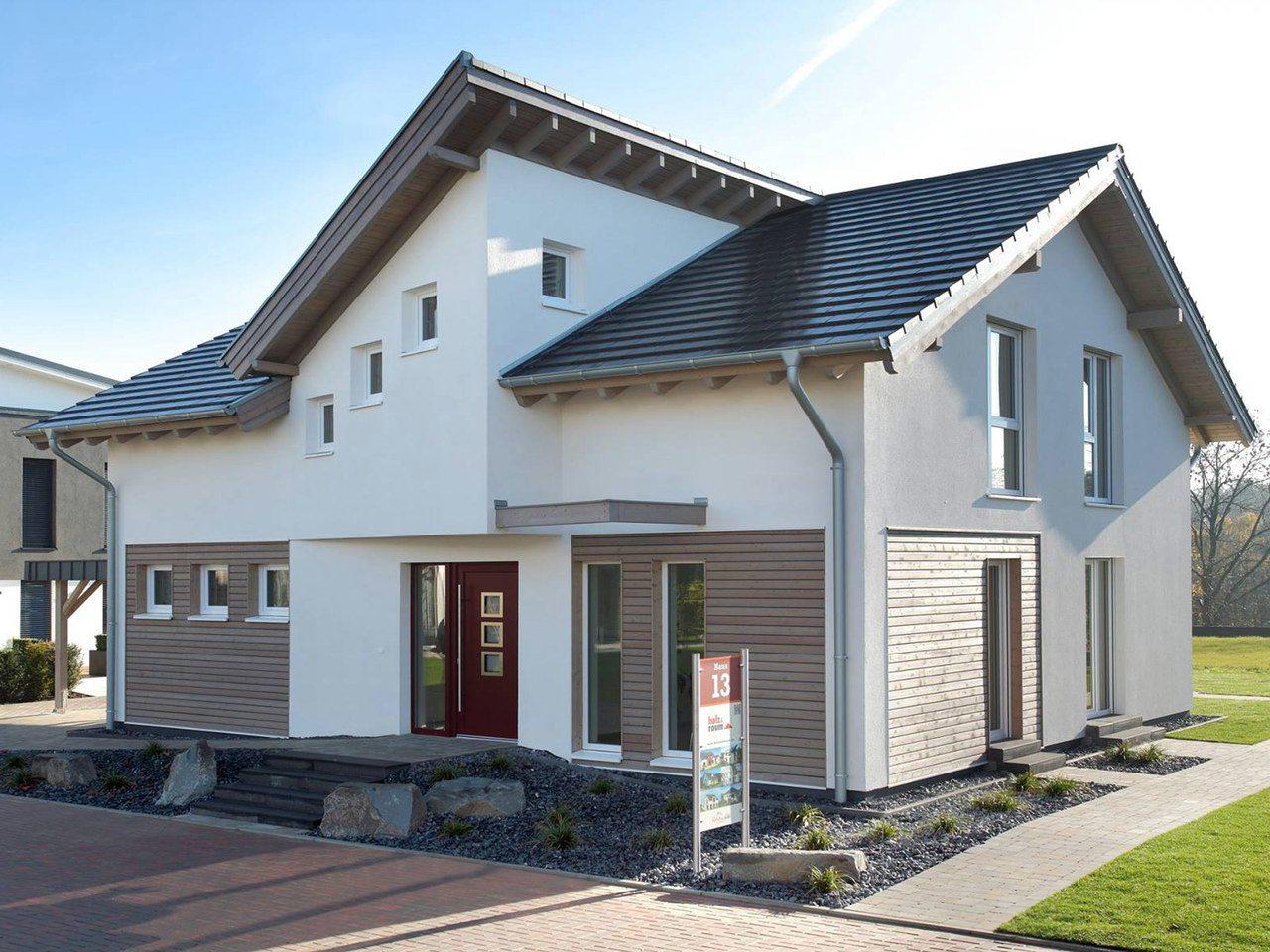 Isowoodhaus - Musterhaus
