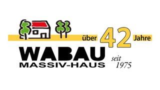 WABAU Massivhaus Logo