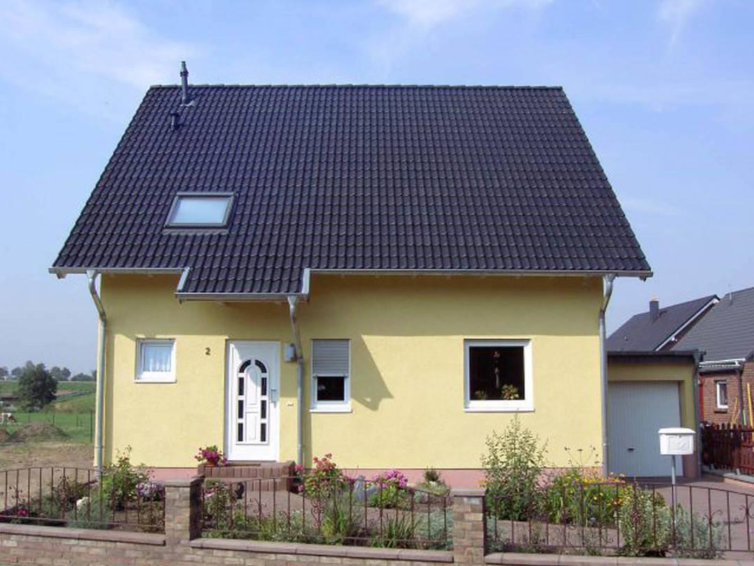 Einfamilienhaus in Vettweis ISO-Massivhaus