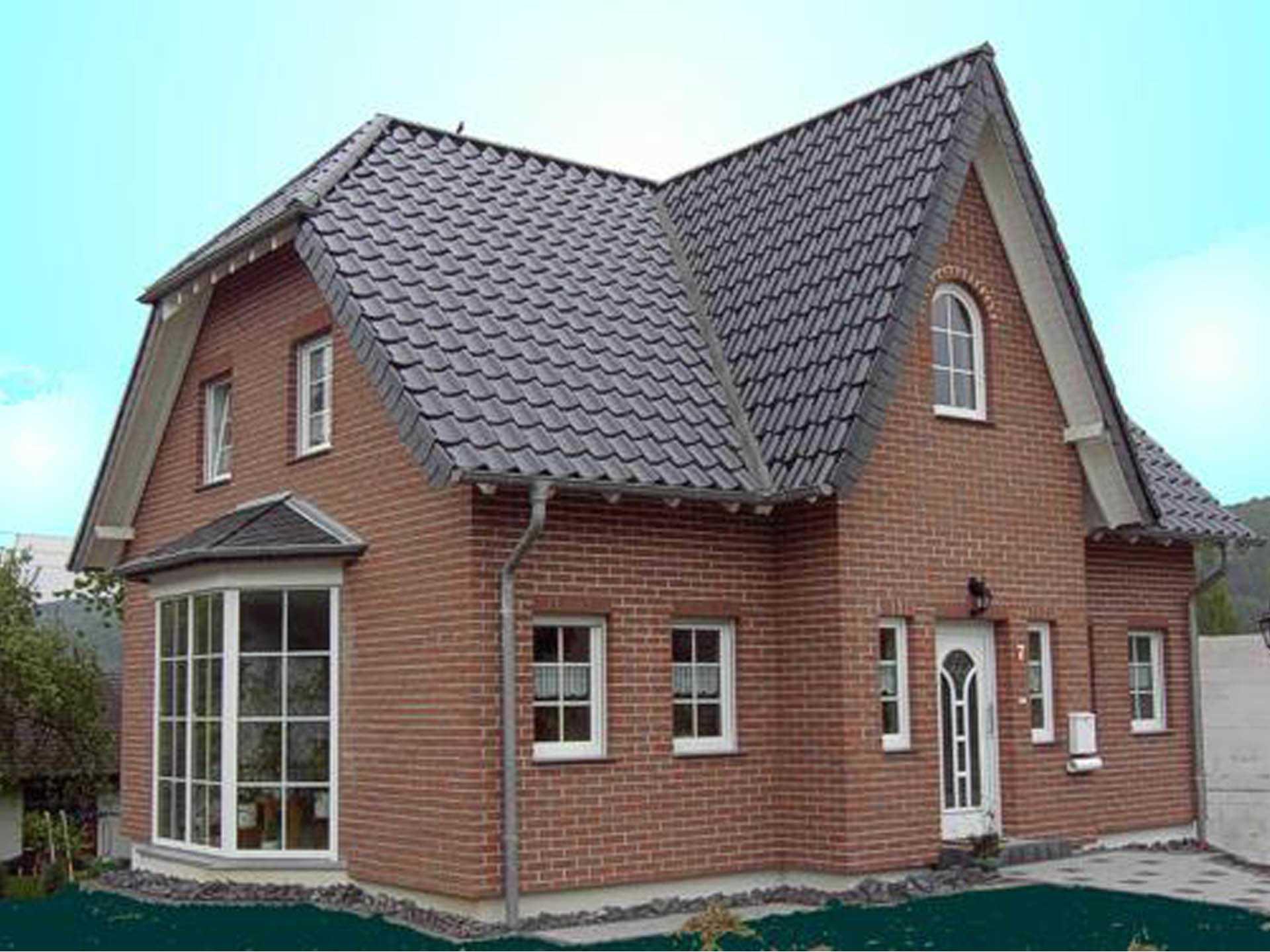 Einfamilienhaus in Windeck ISO-Massivhaus
