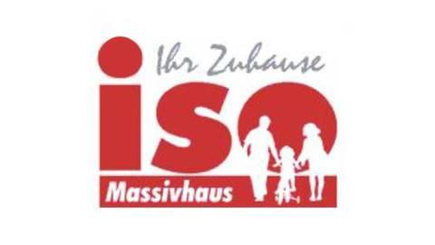 ISO-Massivhaus Logo