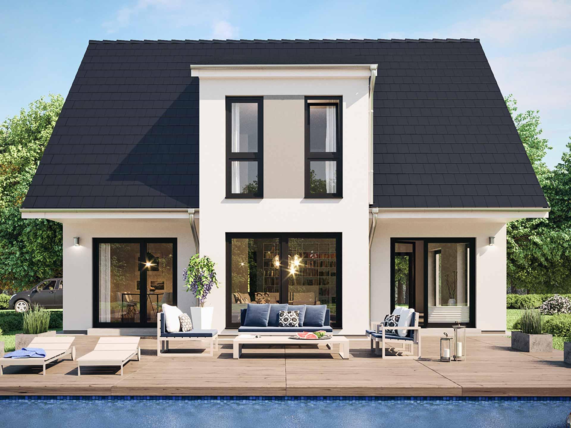 ScanHaus - Einfamilienhaus SH 150 FS