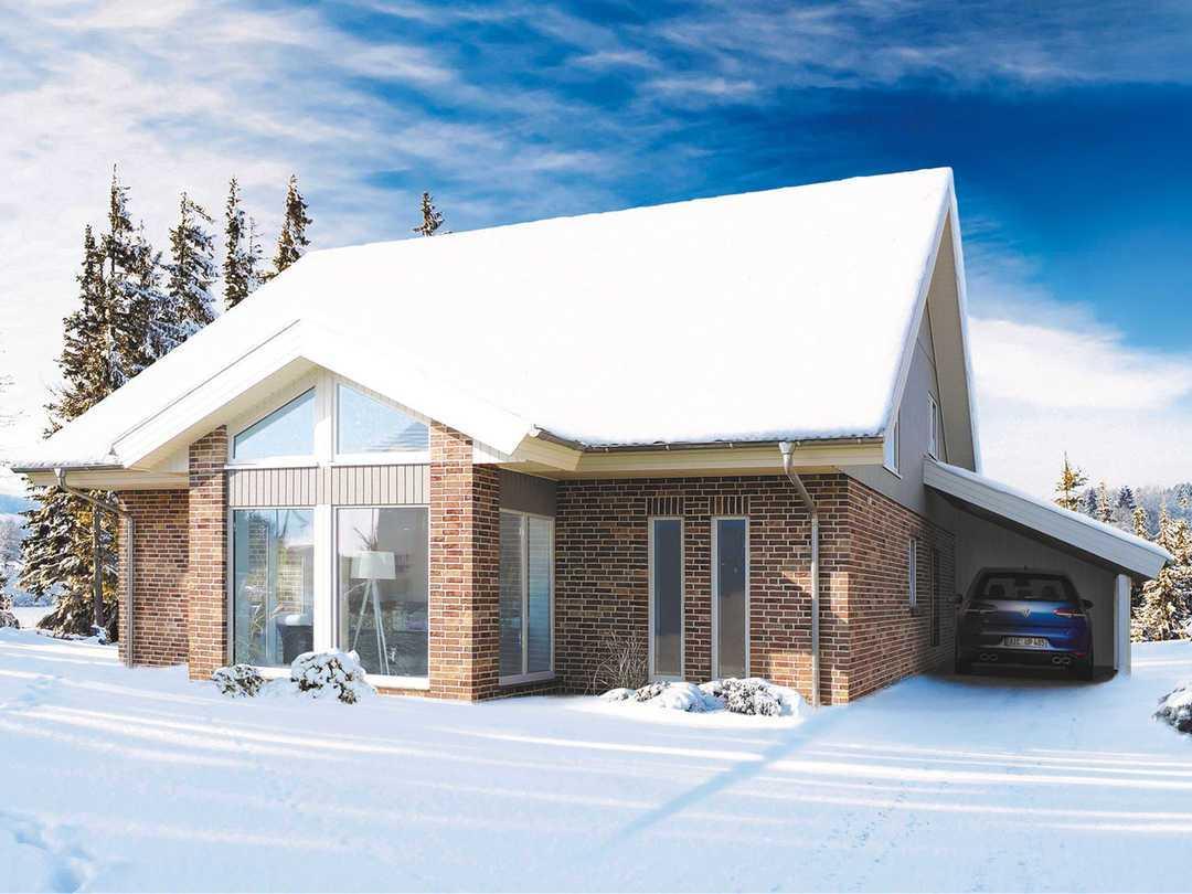 Danhaus Haus Winter