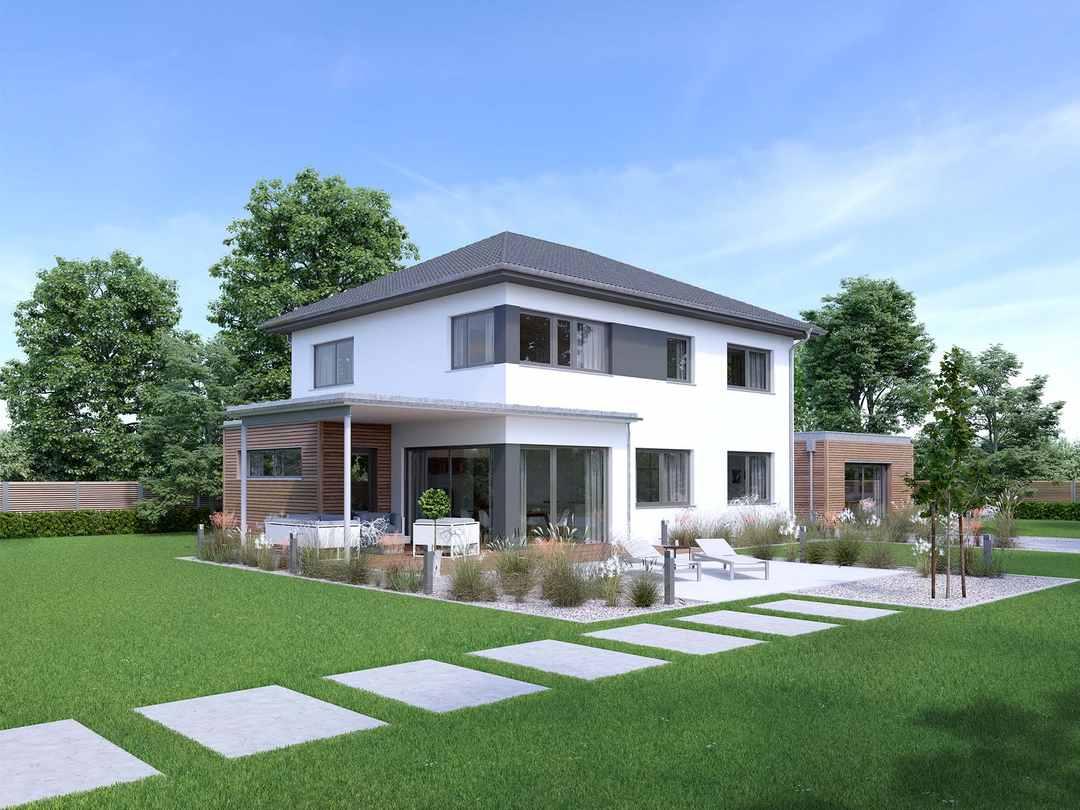 ▷ HANSE HAUS - Fertighausanbieter - Alle Häuser, Preise und ...