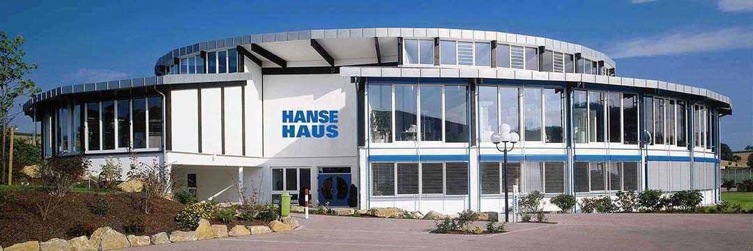Bauzentrum HANSE HAUS