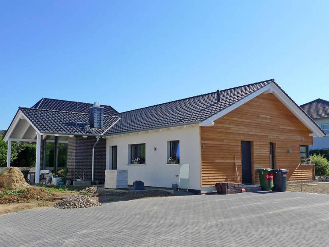 Haus Parterre MH Massivhaus
