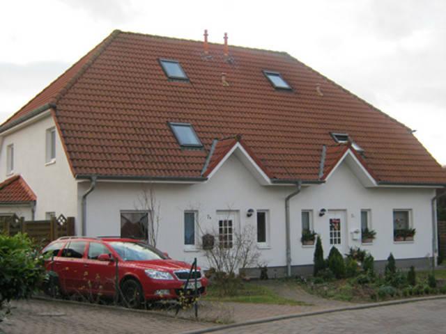 Burgbau Haus BBH 114 Doppelhaus