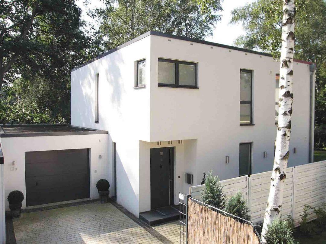 Hannover haus gmbh for Haus bauen firmen
