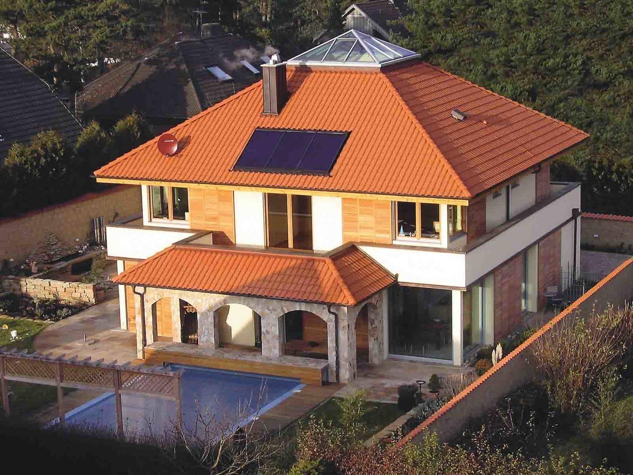 Haus Sommerglanz von HANNOVER HAUS