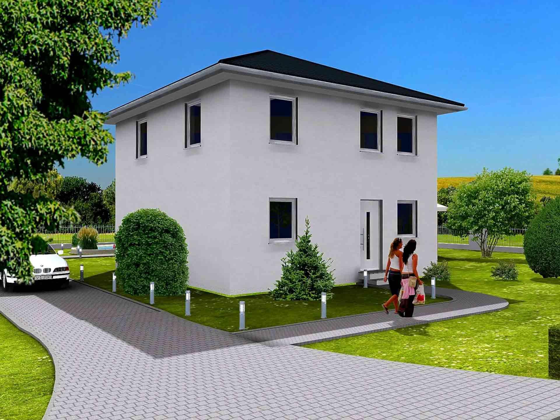 Preiswert-Bauen24 Stadtvilla