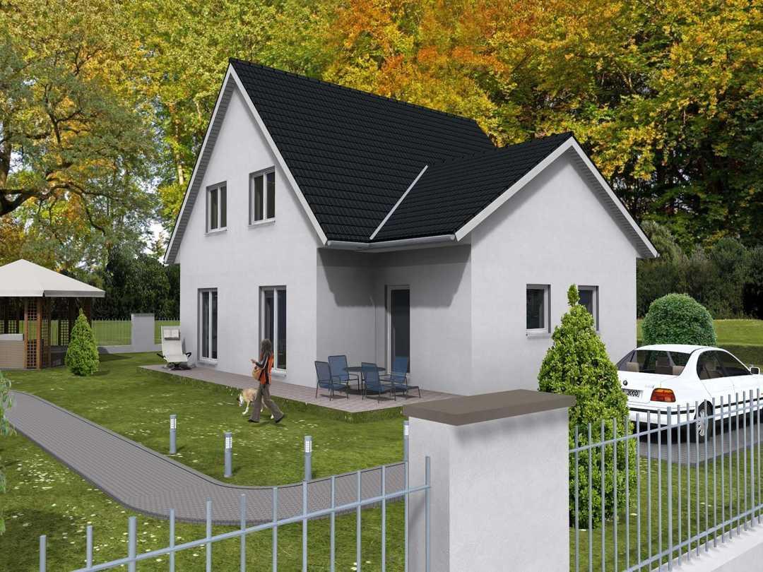 Haus GH 157 - preiswert-bauen24