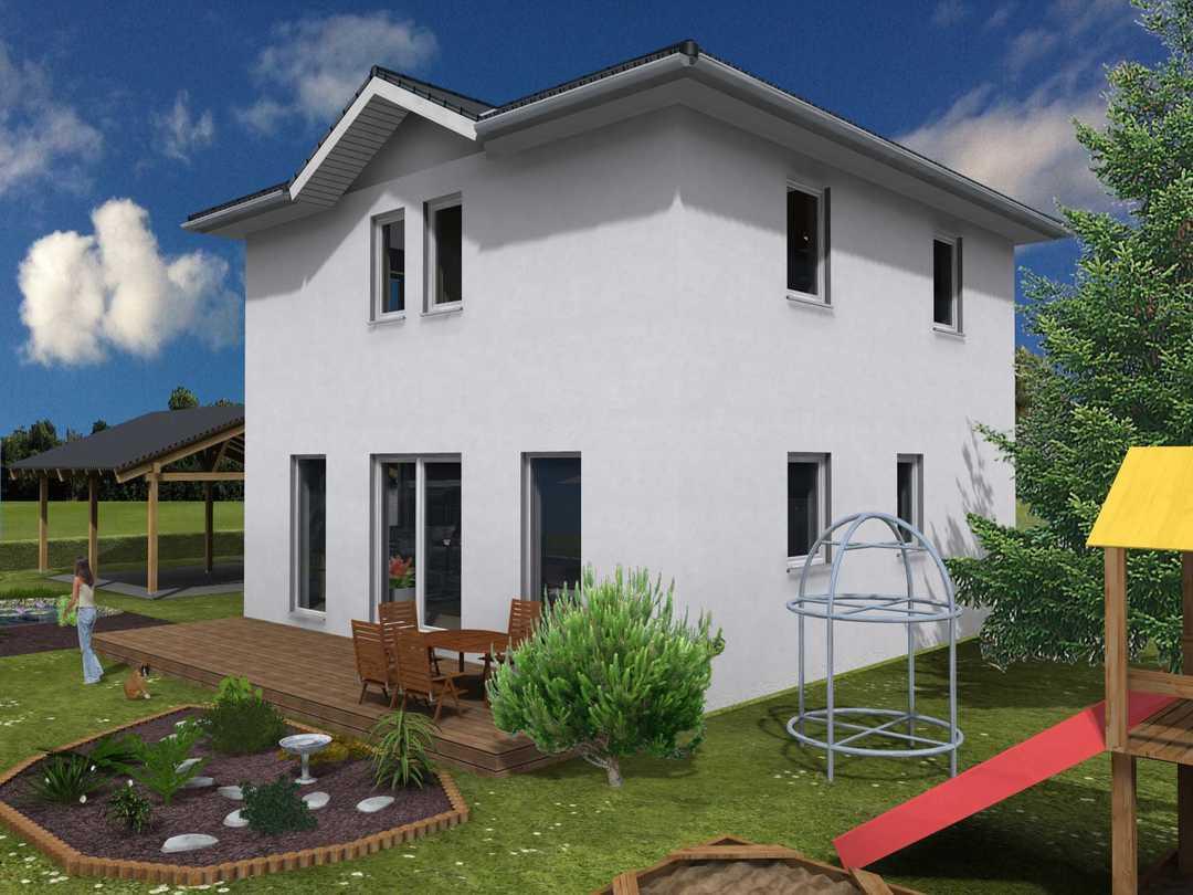 Stadtvilla 128 - preiswert-bauen24