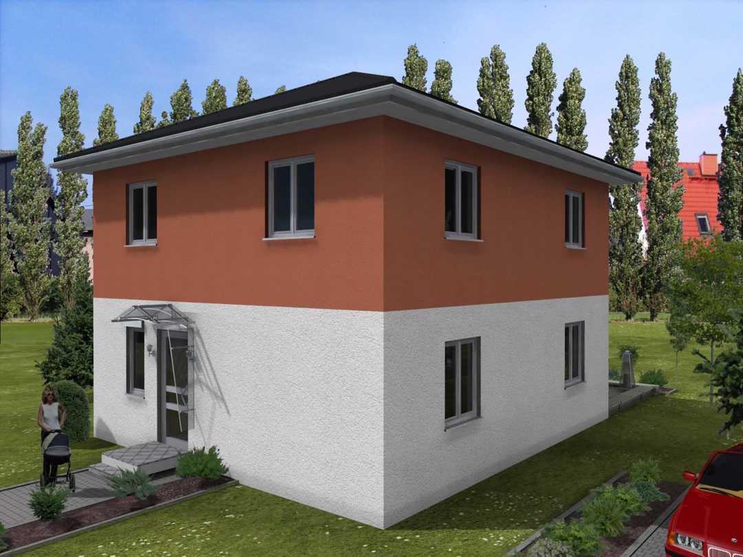 Stadtvilla 146 - preiswert-bauen24