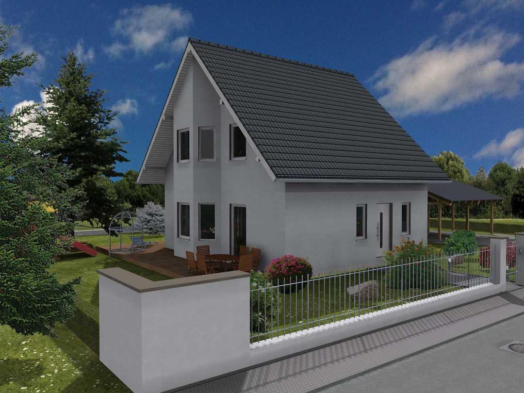 Einfamilienhaus Trend 115 - preiswert-bauen24