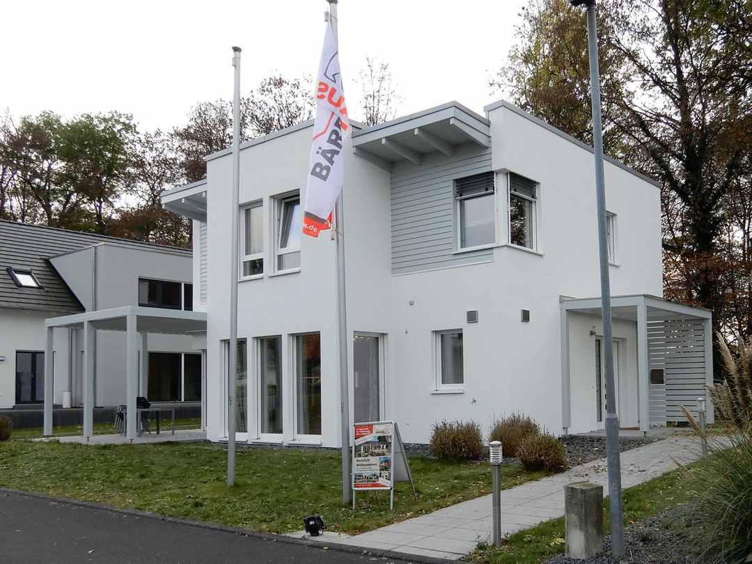 Bärenhaus Musterhaus Bad Vilbel
