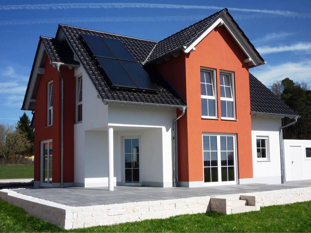 Schuckhardt Massiv-Haus Musterhaus Ansbach