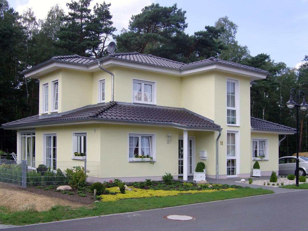 Schuckhardt Massiv-Haus Mediterrane Villa
