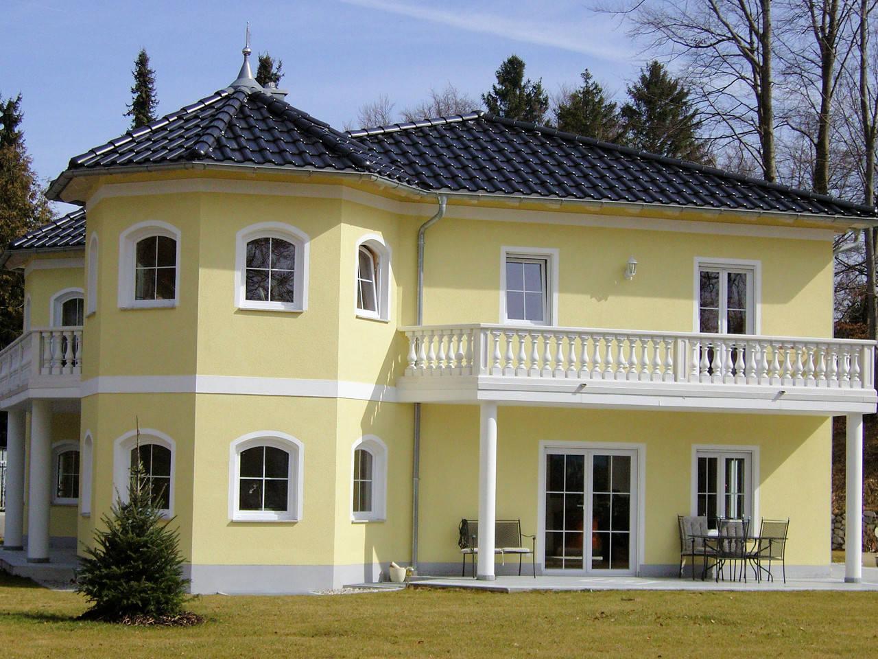 Schuckhardt Massiv-Haus Villa