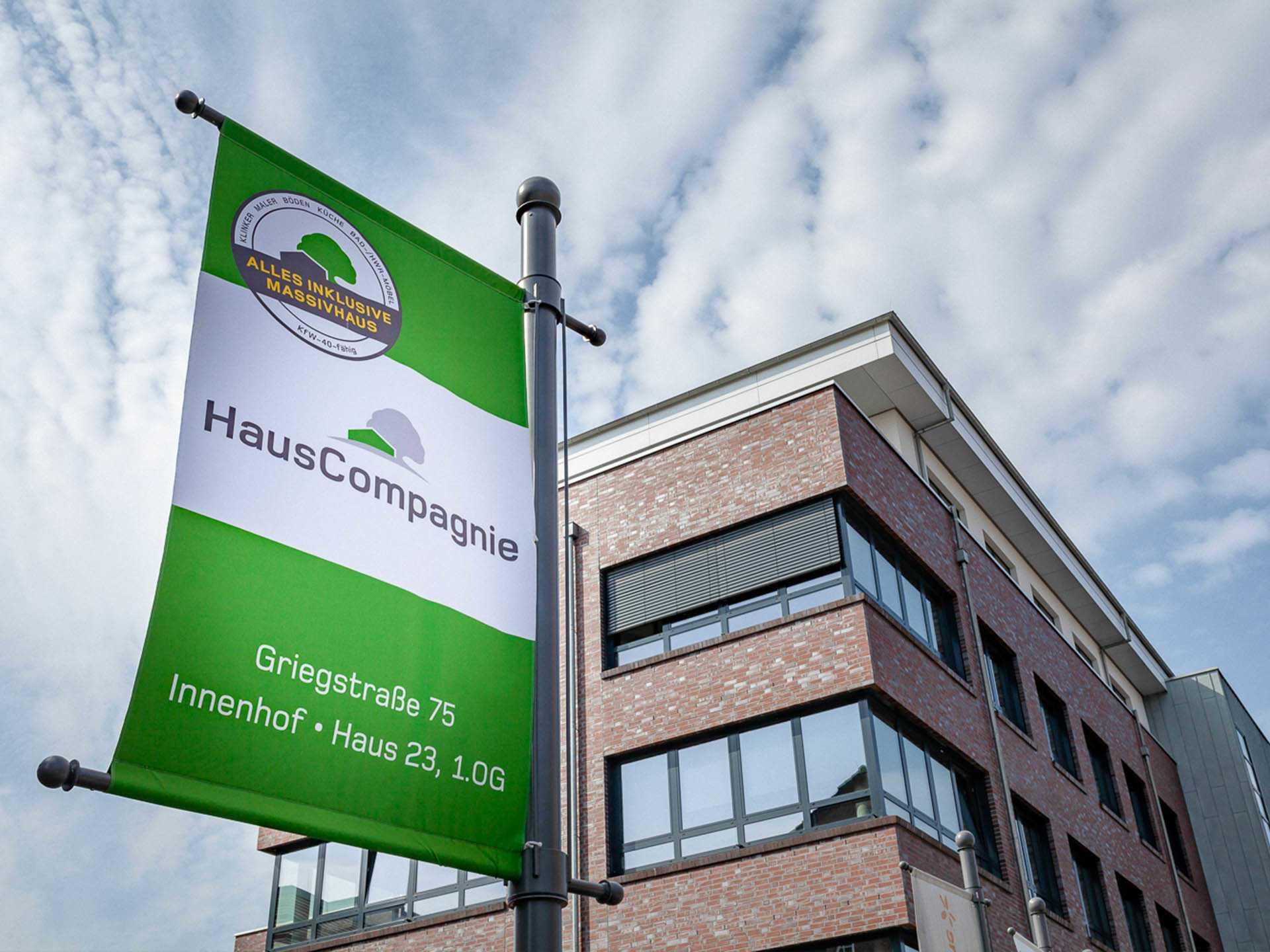 Die HausCompagnie - Firmensitz