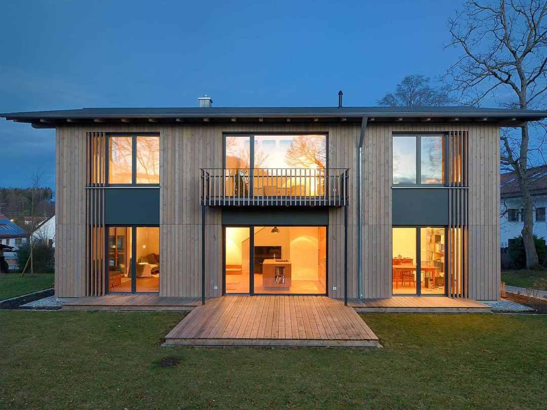 Gruber Holzhaus Referenzhaus