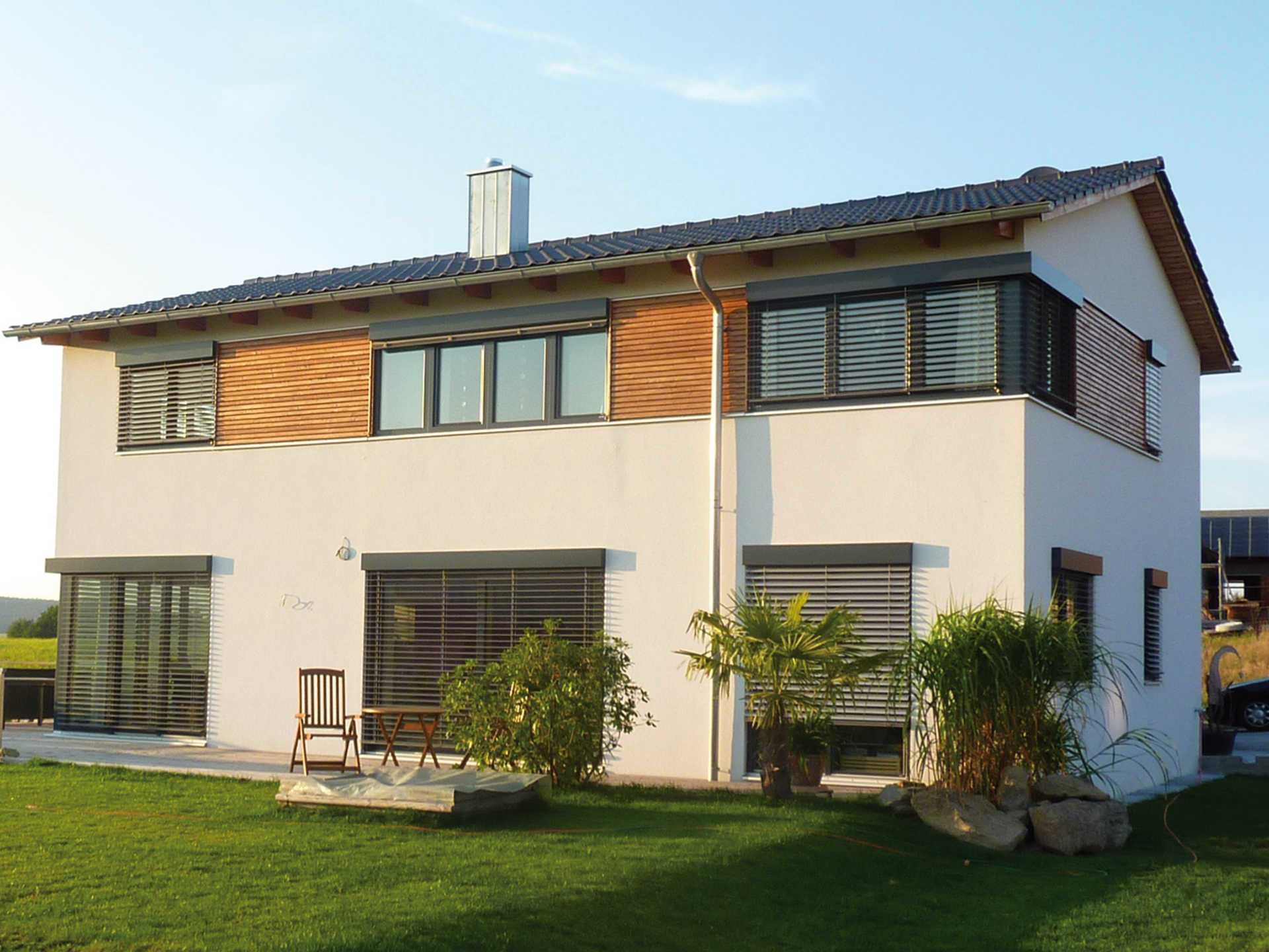 Gruber Naturholzhaus GmbH Referenzhaus 3