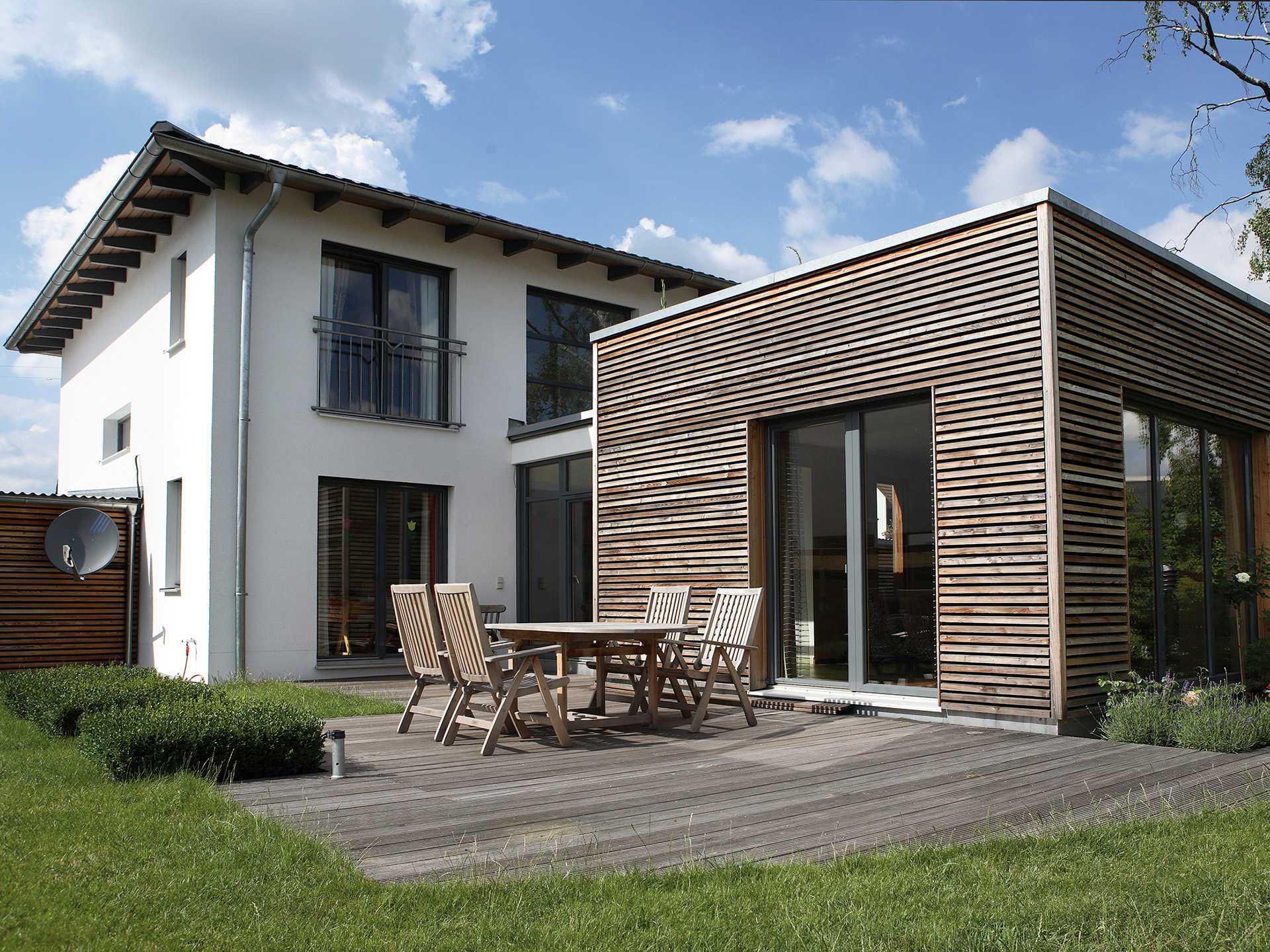 Gruber Naturholzhaus GmbH Referenzhaus 4